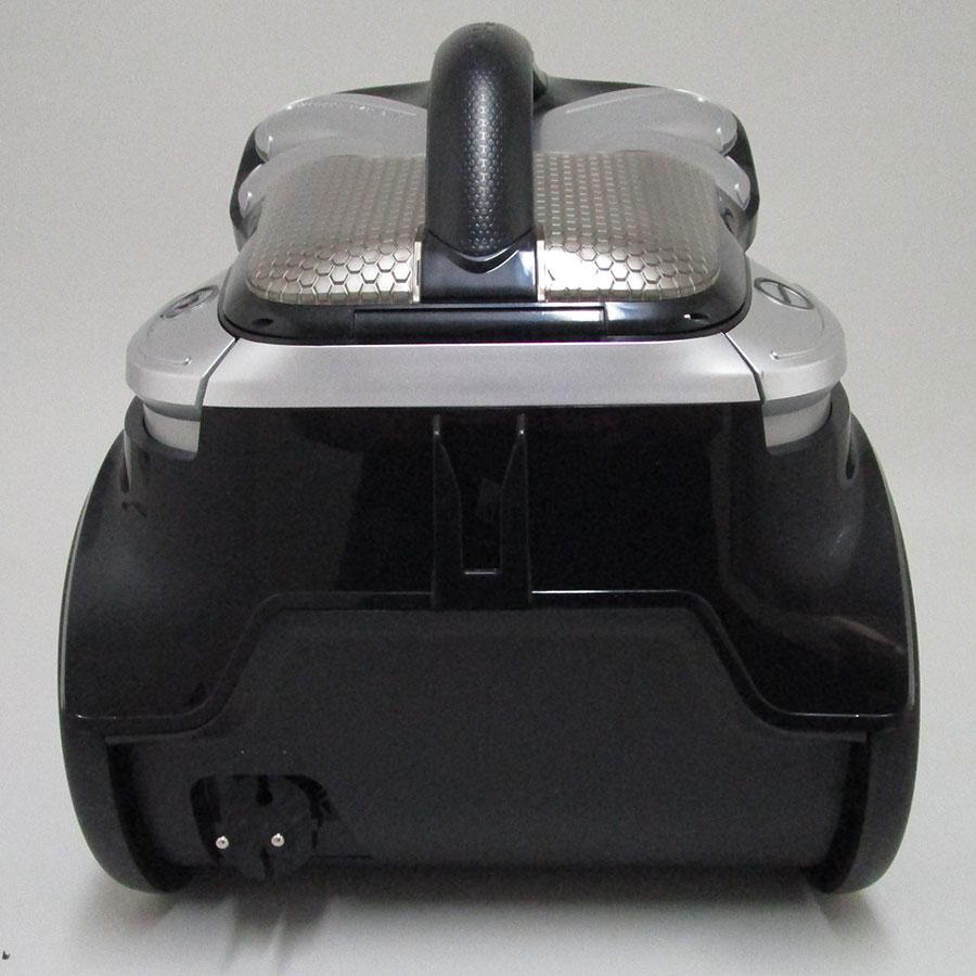 Rowenta RO8366EA Silence Force Animal Care Pro - Fixe tube arrière et sortie de câble