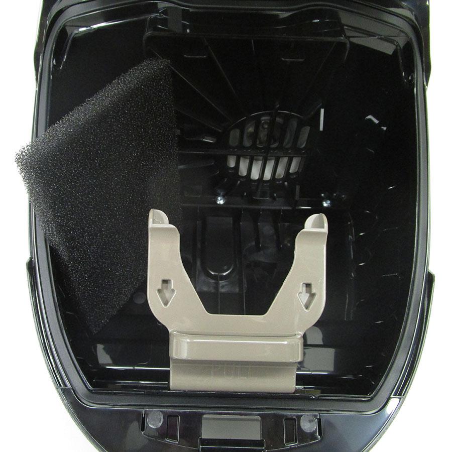 Rowenta YY4186FE X-Trem Power + Animal Kit  - Filtre entrée moteur sorti