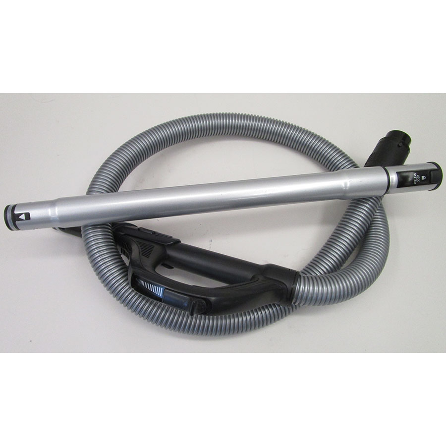 Rowenta YY4319FE X-Trem Power Animal Care Pro - Flexible et tube métal télescopique