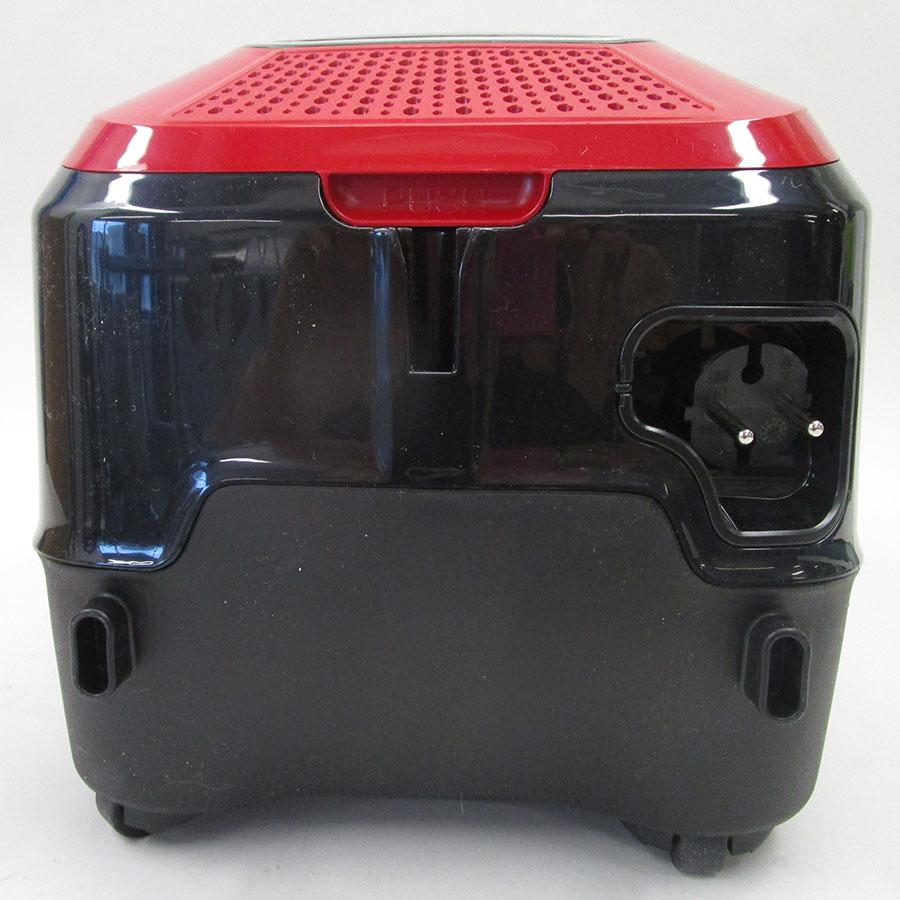 Rowenta YY4319FE X-Trem Power Animal Care Pro - Fixe tube arrière et sortie de câble