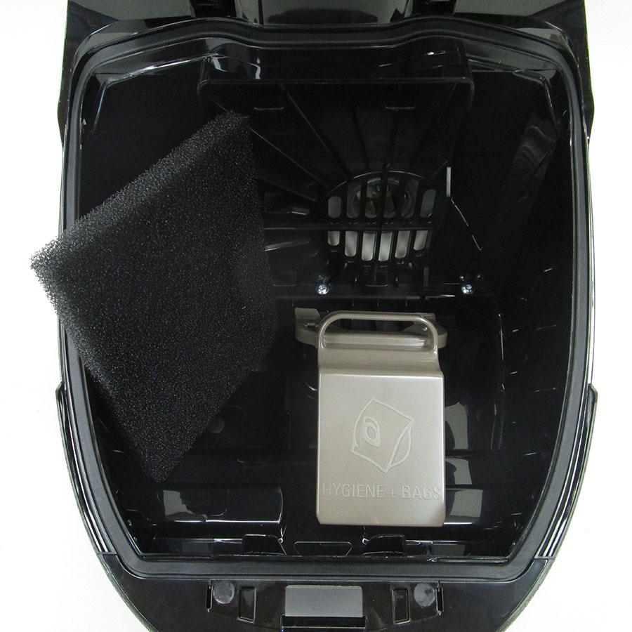 Rowenta YY4319FE X-Trem Power Animal Care Pro - Filtre entrée moteur sorti