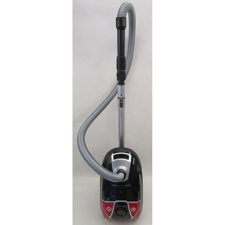 Rowenta YY4319FE X-Trem Power Animal Care Pro - Vue d'ensemble en position parking