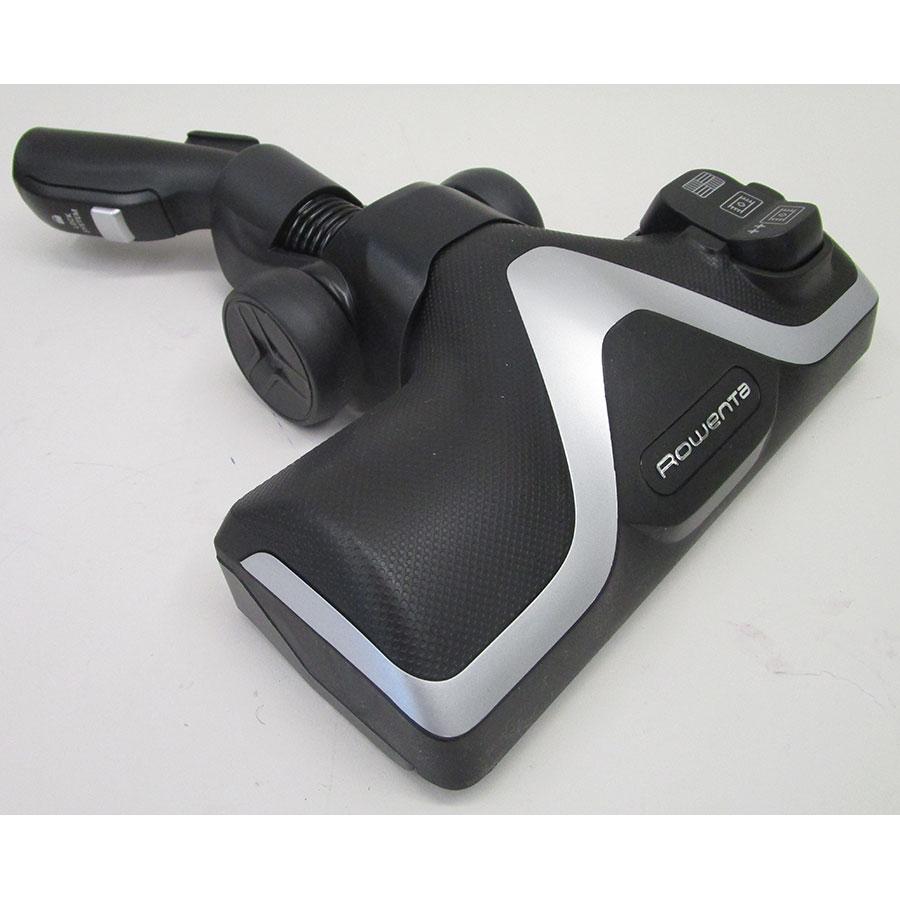 Rowenta YY4319FE X-Trem Power Animal Care Pro - Brosse universelle : sols durs et moquettes