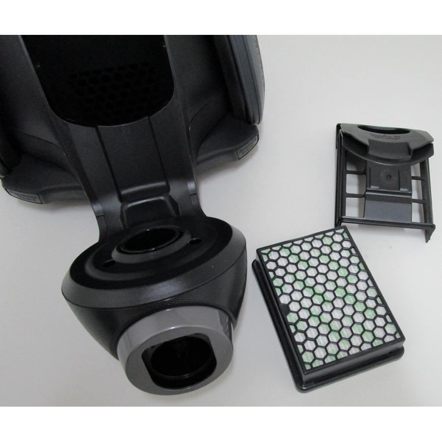 Samsung SC08F70HU Motion Sync Design VC08F70HNUR/EF - Filtre entrée moteur sorti