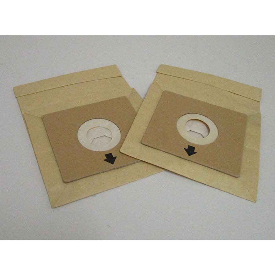 Selecline (Auchan) CS-H3301-6 855382 - Sacs à poussières fournis