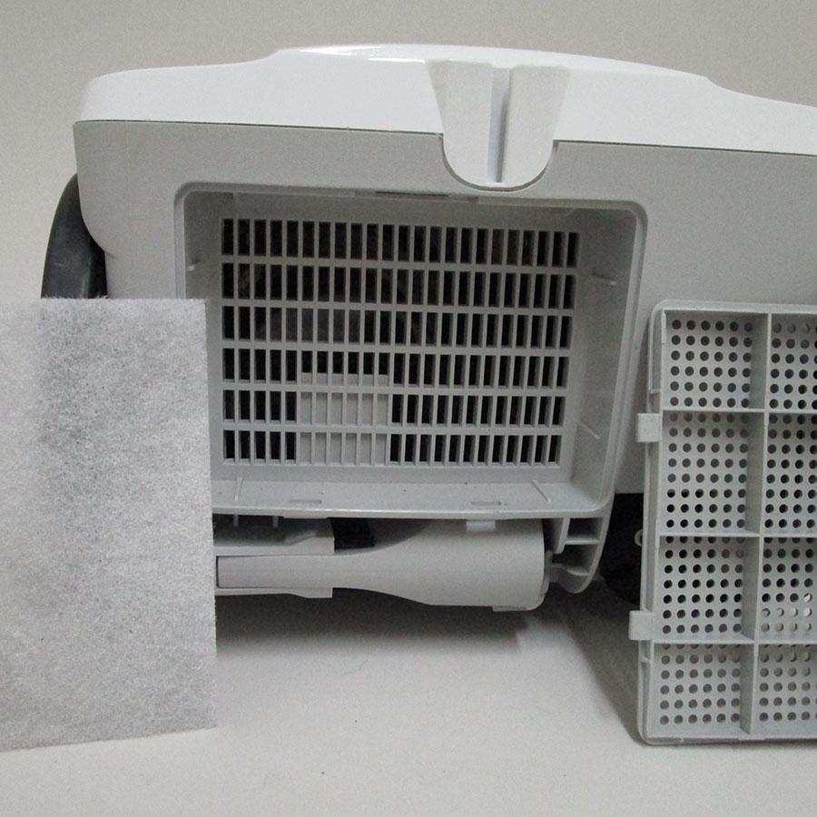 Selecline (Auchan) CS-H3301-6 855382 - Filtre sortie moteur sorti