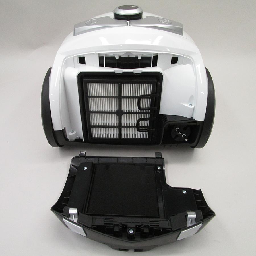 Silvercrest (Lidl) Aspirateur (IAN 332848) - Filtre sortie moteur
