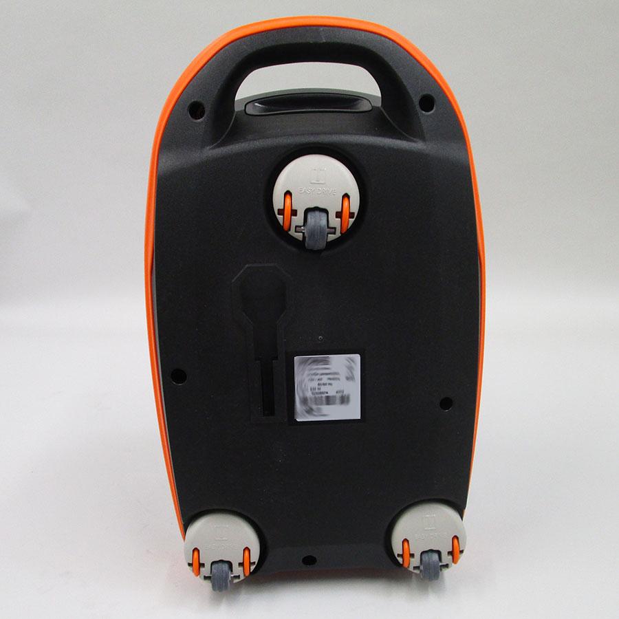 Thomas Crooser Parquet Plus 784-024 - Fixe tube vertical et roulettes
