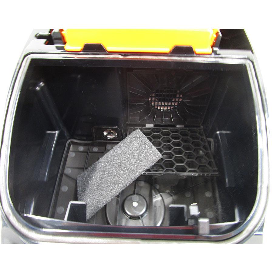 Thomas Crooser Parquet Plus 784-024 - Filtre entrée moteur sorti