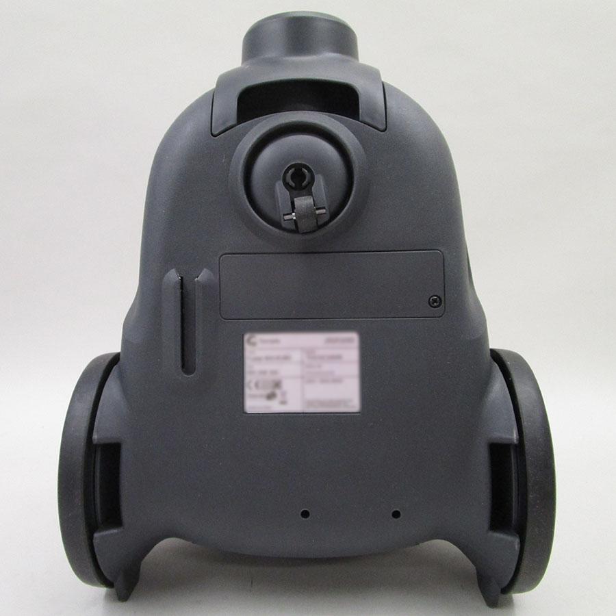 Tornado TOCGC32WR Compact Go Cyclonic - Roulette pivotante à 360°