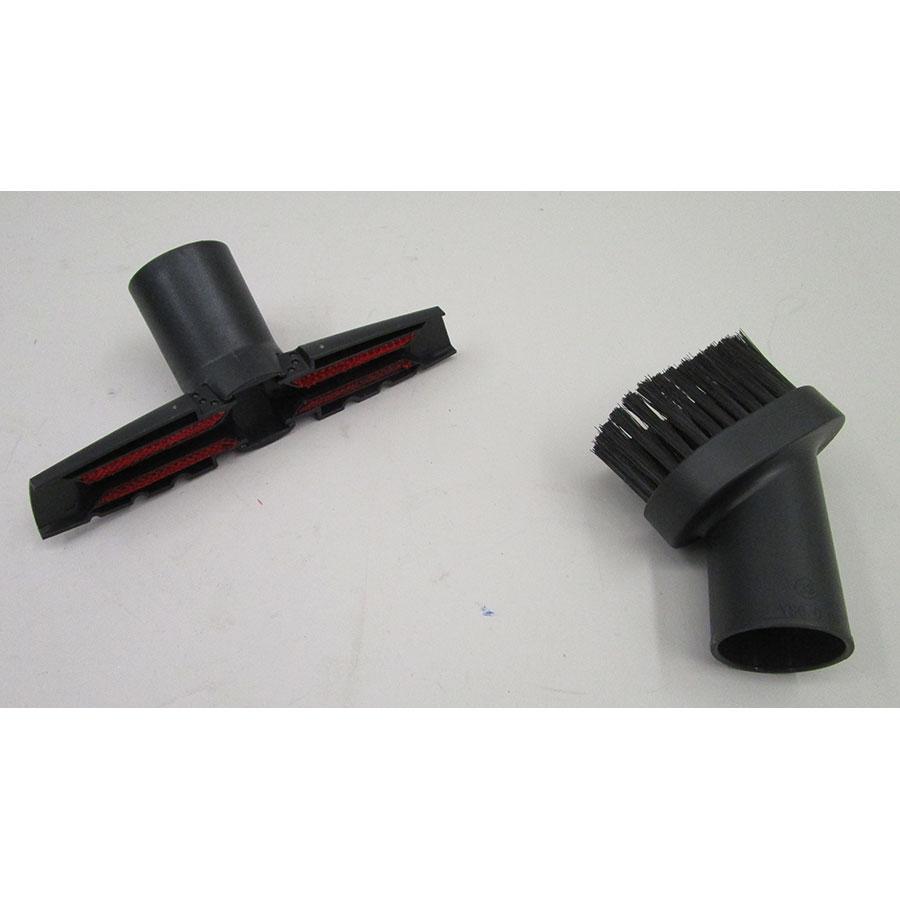 Tornado TOEG41IW Easy Go - Accessoires livrés avec l'appareil