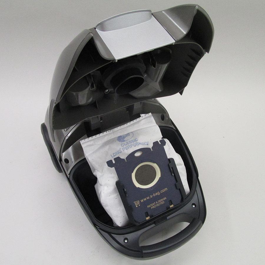 Tornado TOEG43IGM Easy Go - Compartiment à sac ouvert