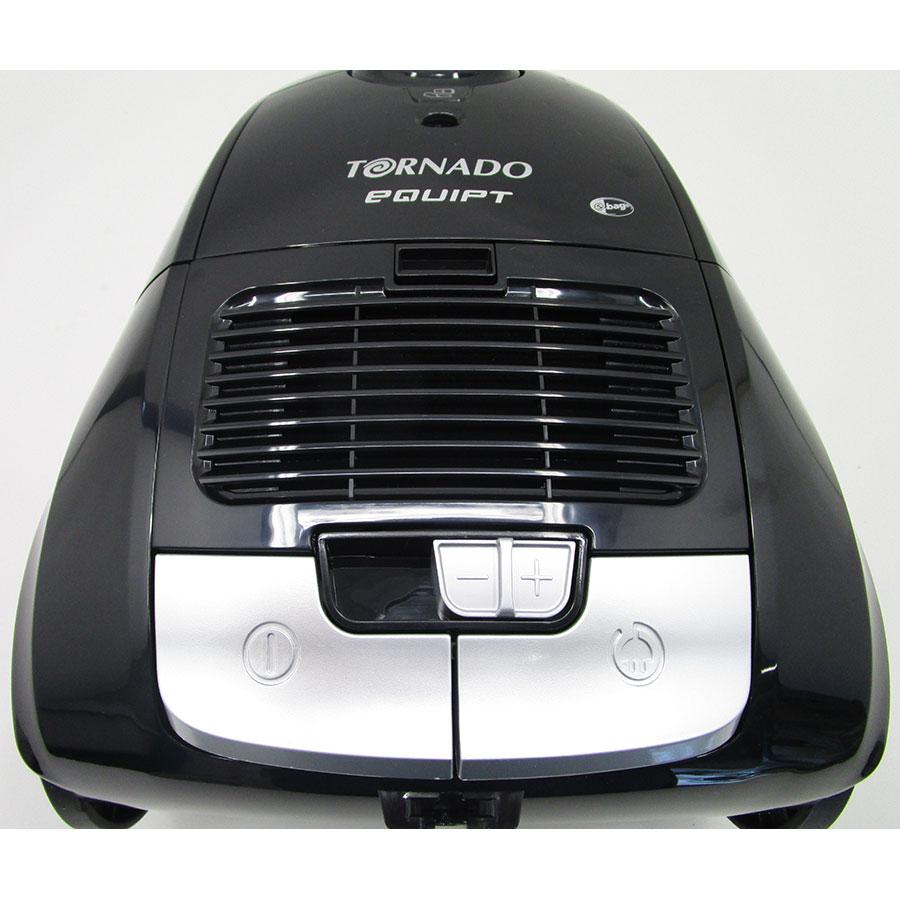 test tornado toeq16 equipt aspirateur ufc que choisir. Black Bedroom Furniture Sets. Home Design Ideas