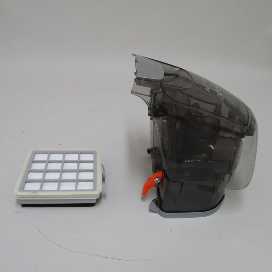 Tornado TOML8805EL Mobilité - Bac à poussières sorti