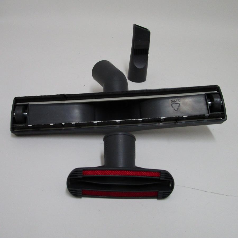 Tornado TOML8805EL Mobilité - Brosse parquets et sols durs et autres accessoires vue de dessous