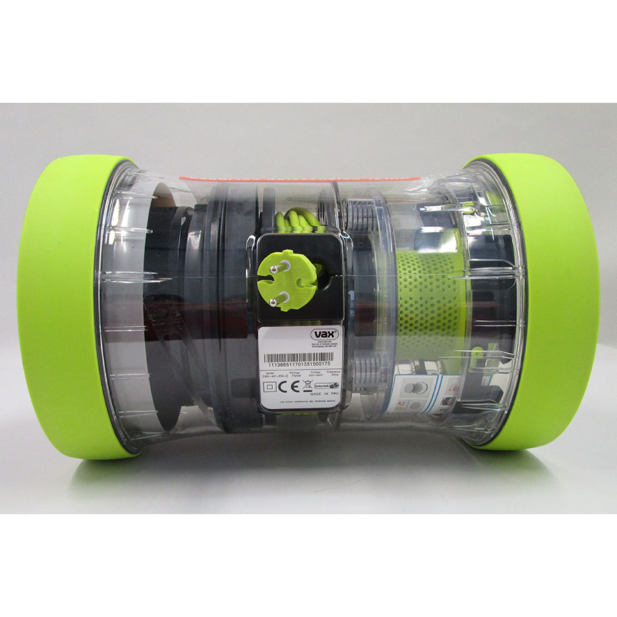 Vax Air Revolve C85-AC-PH-E - Sortie de câble