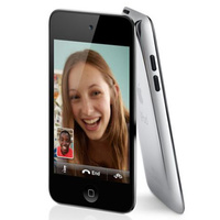 Apple iPod Touch (64 Go) 								- Vue principale