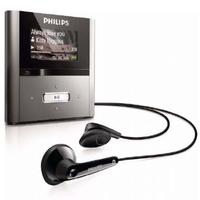 Philips GoGear Raga (4 Go) - Vue principale
