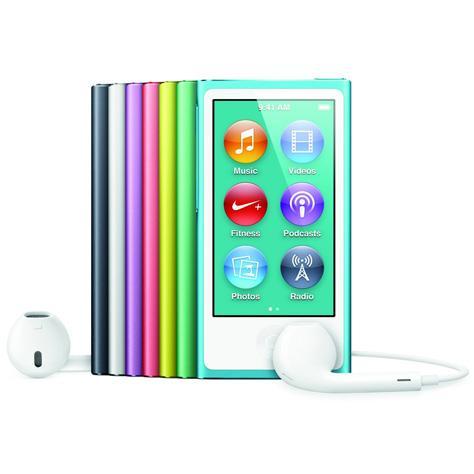 Apple iPod nano (7ème génération) - LEGENDE iPod 7