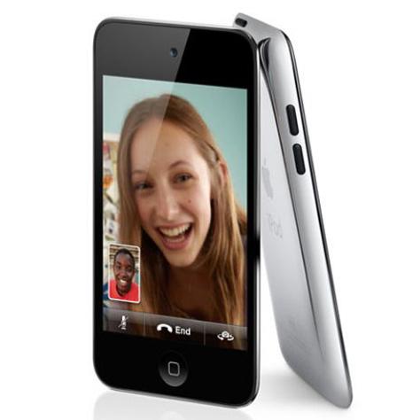 Apple iPod Touch (8 Go) - Vue principale