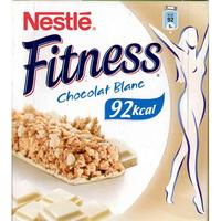 Fitness (Nestlé) Chocolat blanc