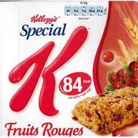 Special K (Kellogg's) Fruits rouges