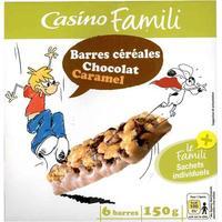 Casino Chocolat et caramel