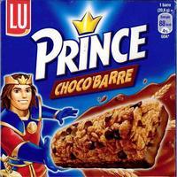 Prince (Lu) Choco barre