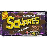 Rice Krispies Squares (Kellogg's) Total choco