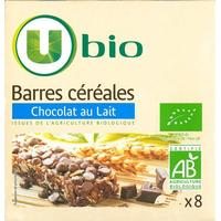 Super U bio Chocolat au lait