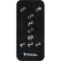 Focal Dimension - Télécommande
