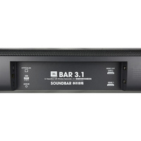 JBL Bar 3.1 - Connectique
