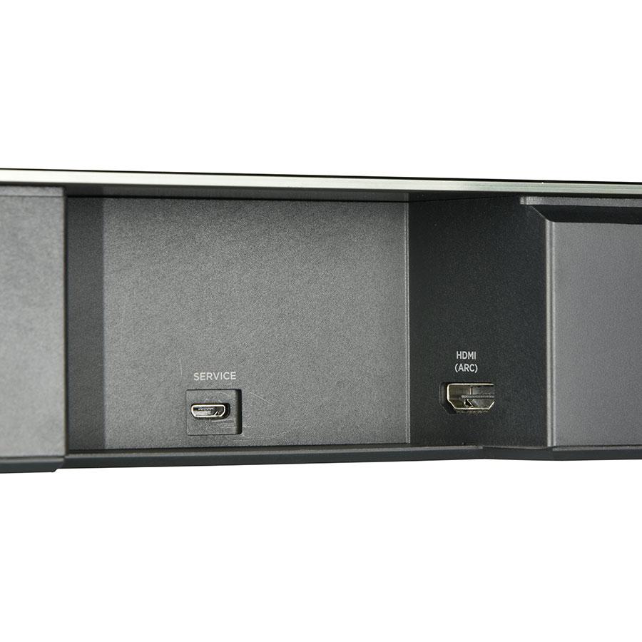 Bose Soundbar 700 - Connectique