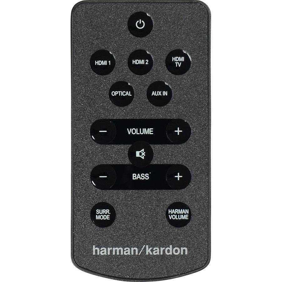 Harman Kardon SB26 - Télécommande