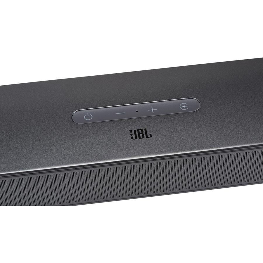 JBL Bar 5.0 Multibeam - Bandeau de commandes