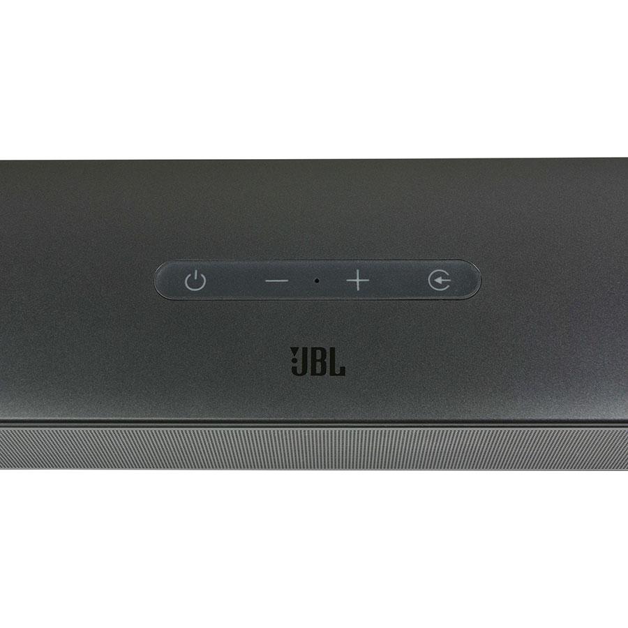 JBL Bar 5.1 Surround - Bandeau de commandes