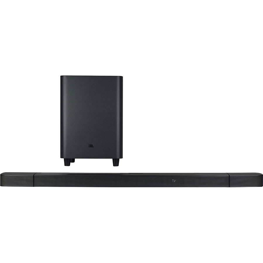 JBL Bar 9.1 True Wireless Surround with Dolby Atmos - Vue de face