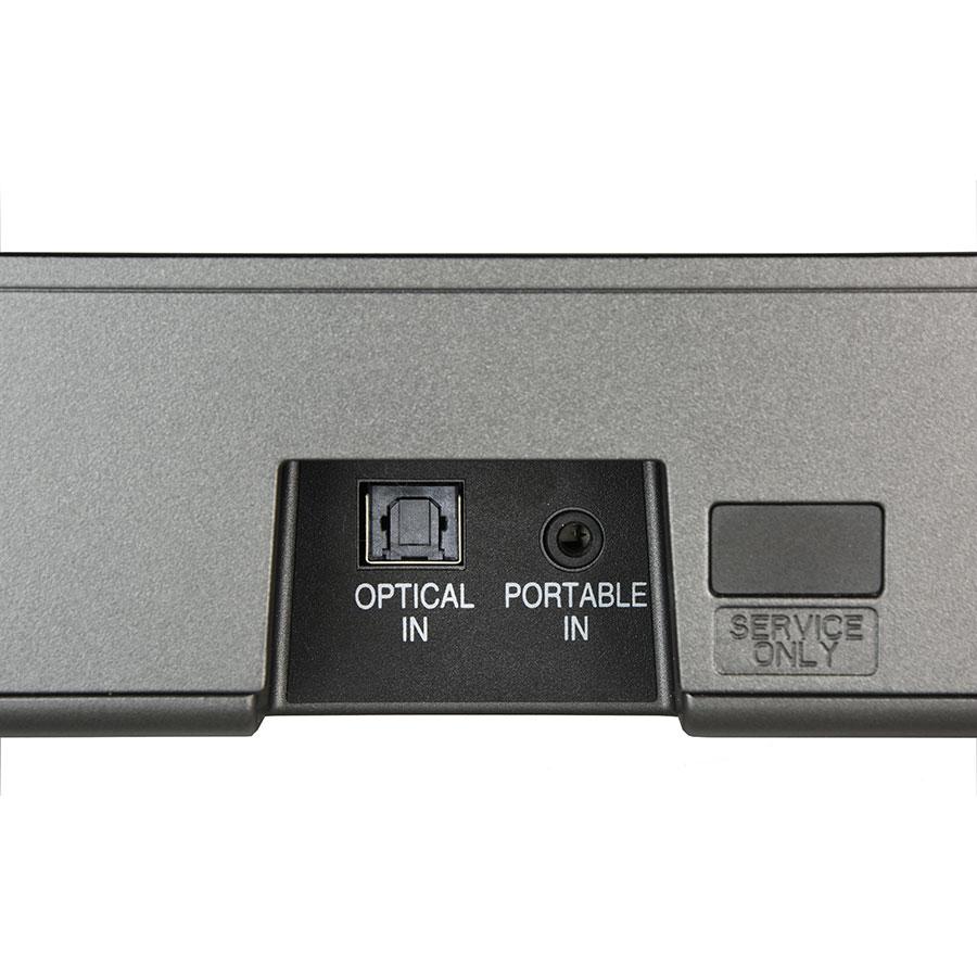 LG SK8 - Connectique