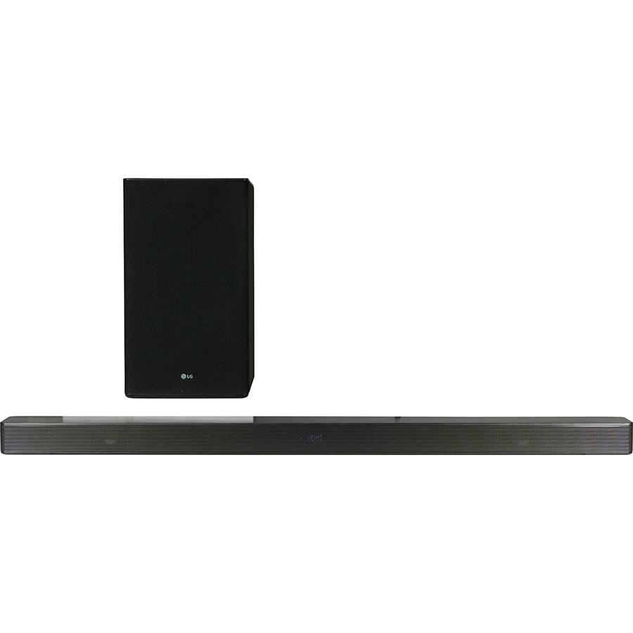 LG SK8 - Vue de face