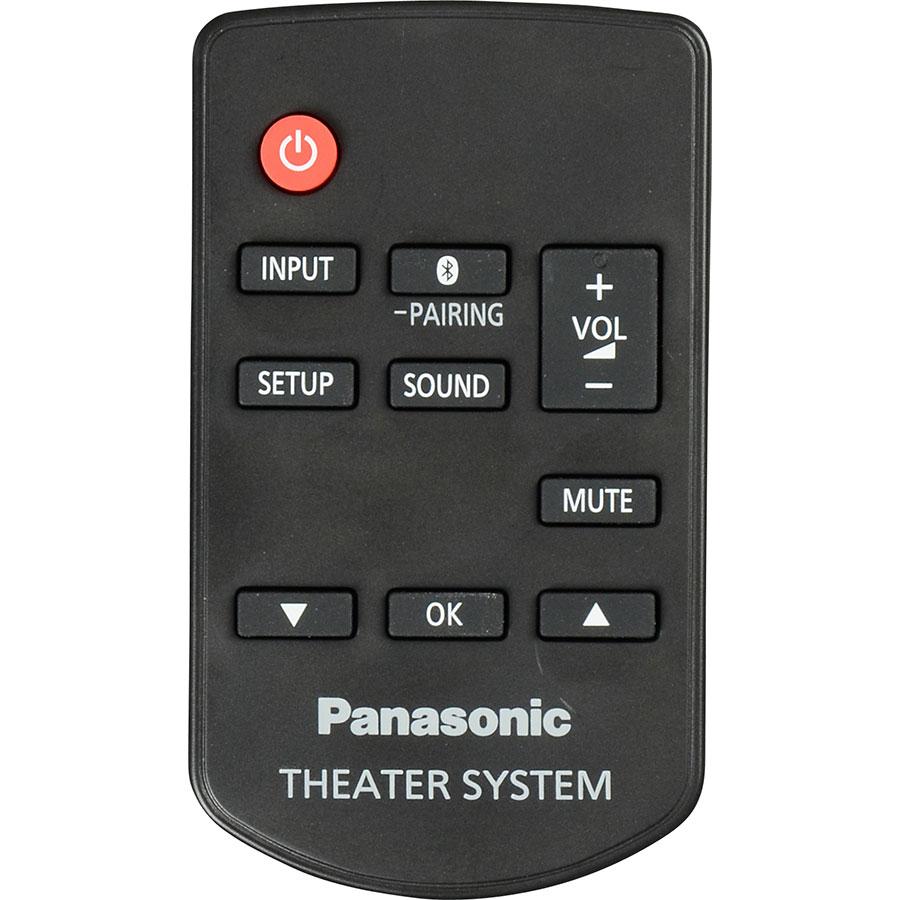 Panasonic SC-HTB690EGK - Télécommande