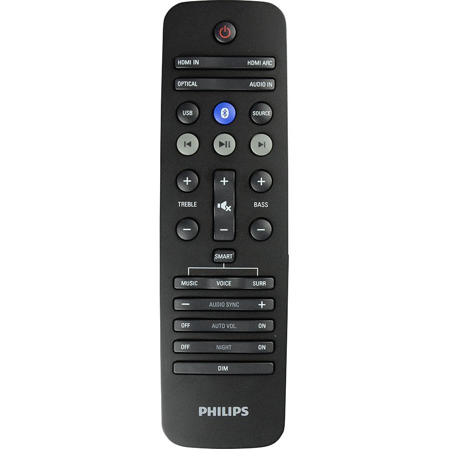 Philips HTL5160B/12 - Télécommande