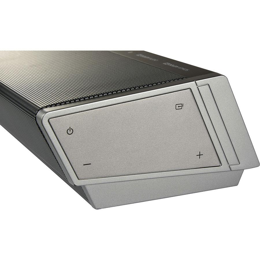 Philips TAPB 603/10 - Bandeau de commandes