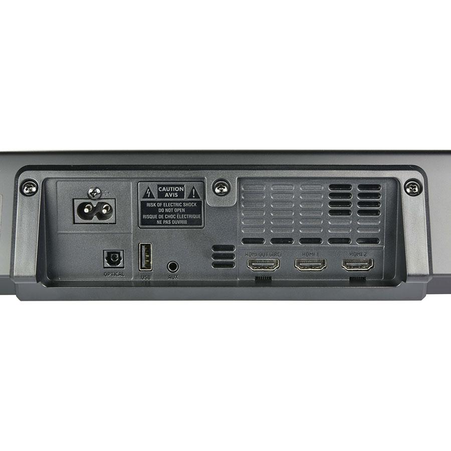 Philips TAPB 603/10 - Connectique