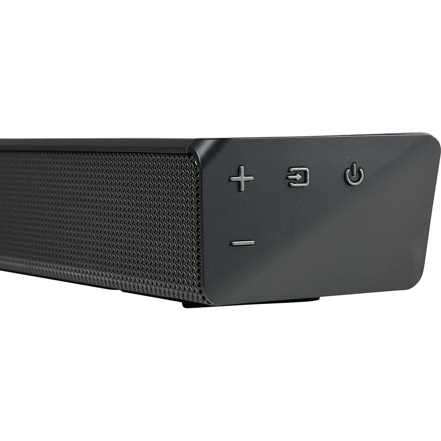 Samsung HW-N550 - Bandeau de commandes