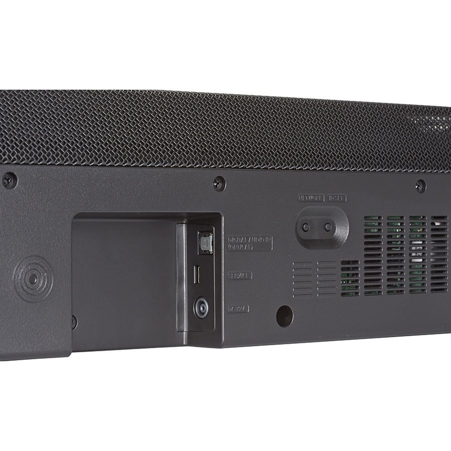 Samsung HW-Q800A - Connectique