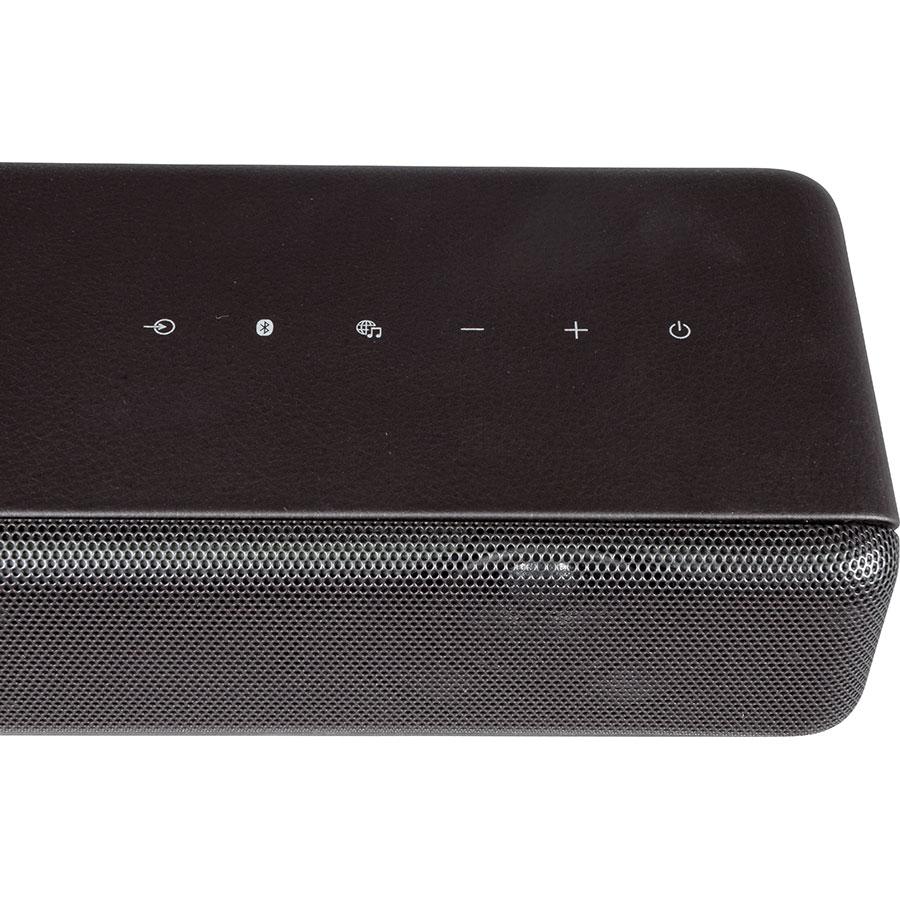 Sony HT-MT500 - Bandeau de commandes