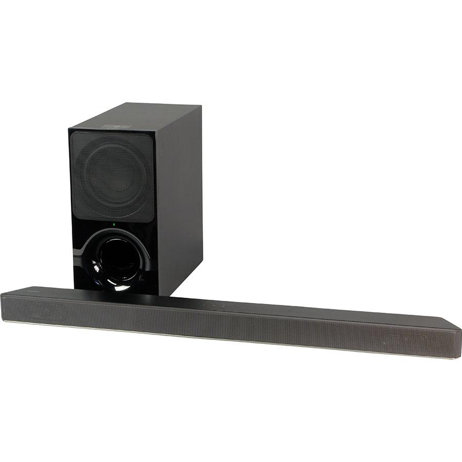 Sony HT-XF9000 - Vue principale