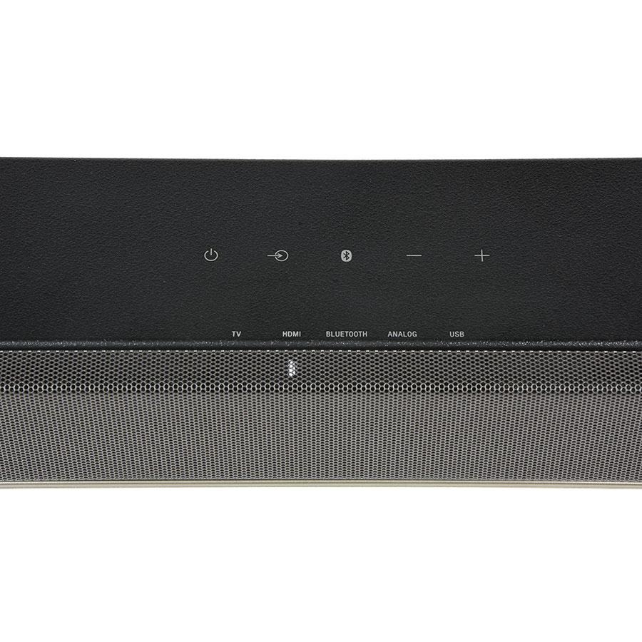 Sony HT-XF9000 - Bandeau de commandes
