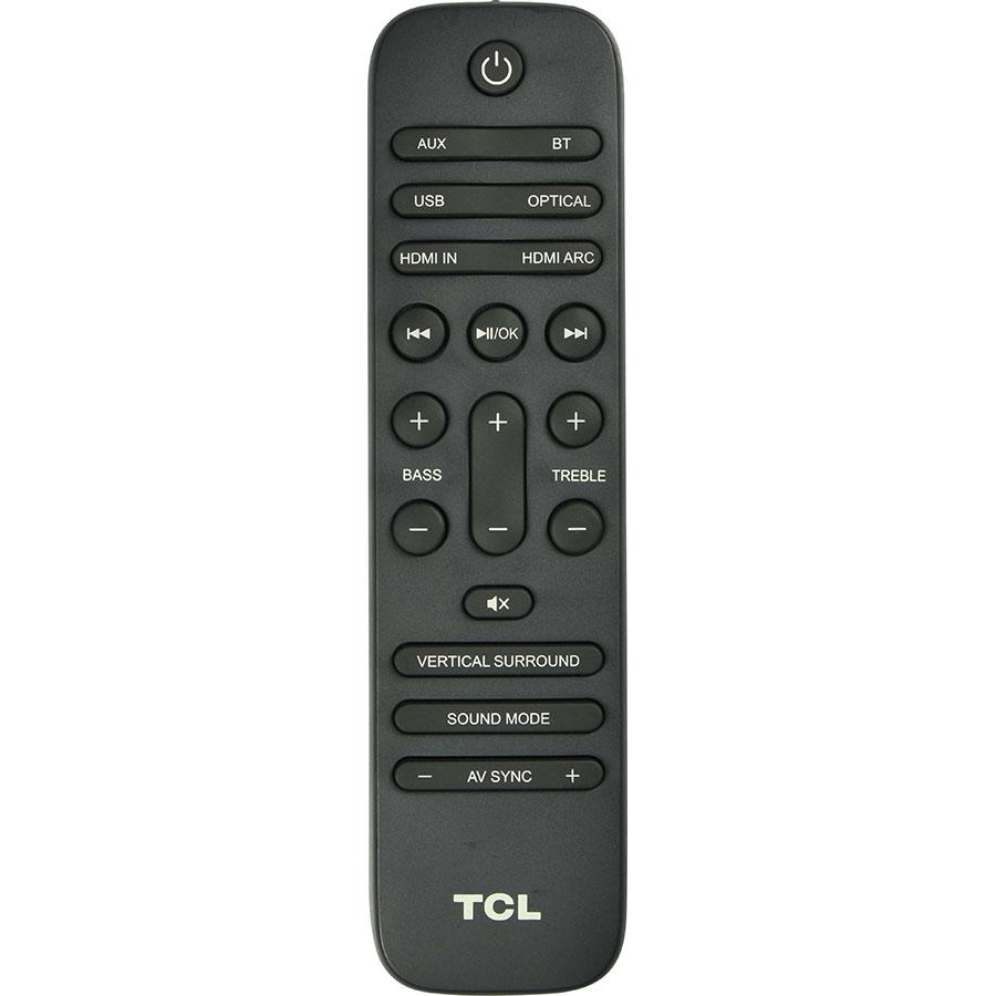 TCL TS9030 - Télécommande