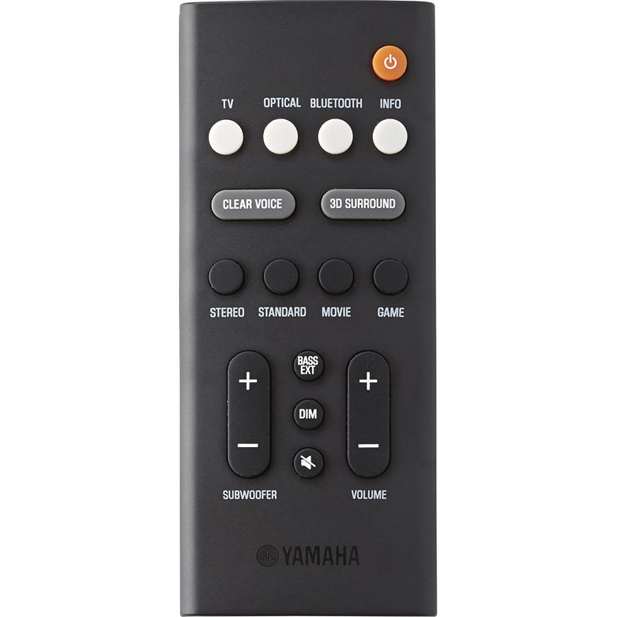 Yamaha SR-B20A - Télécommande